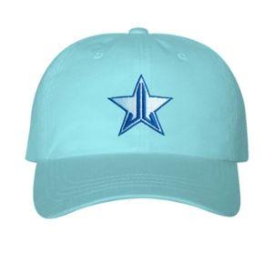 Jeffree Star Blue Blood Blue Star Dad Hat